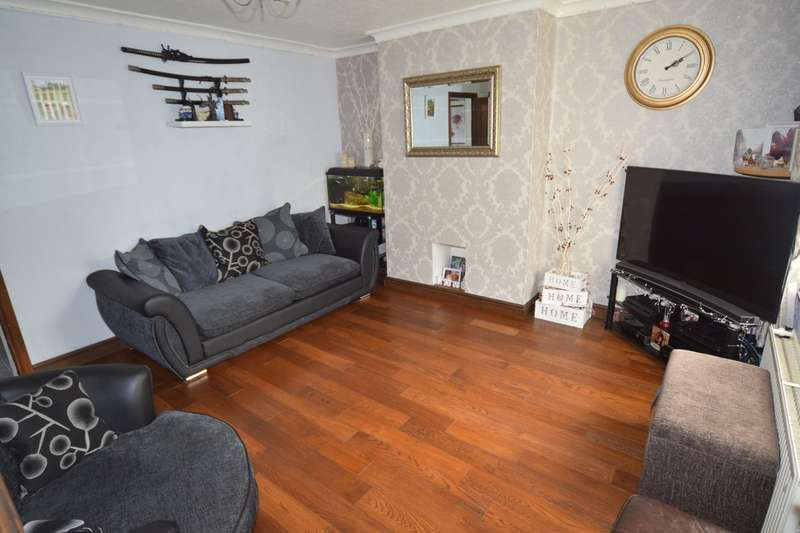 3 Bedrooms Terraced House for sale in Leicester Street, Barrow-in-Furness, Cumbria, LA13 9QN