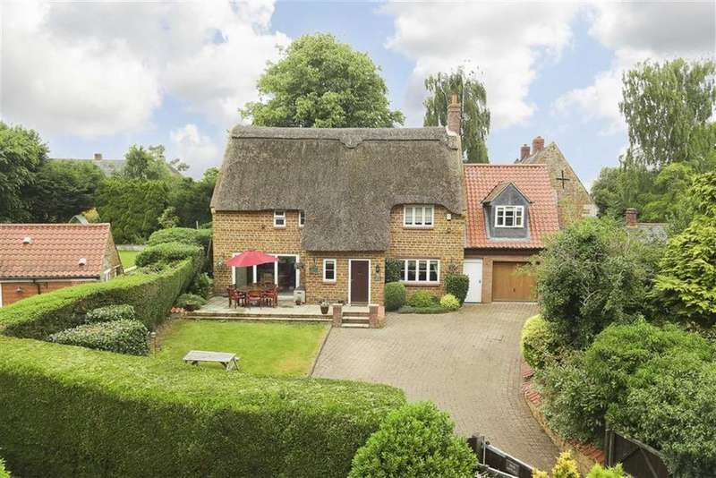 5 Bedrooms Cottage House for sale in Church Way, Thorpe Malsor