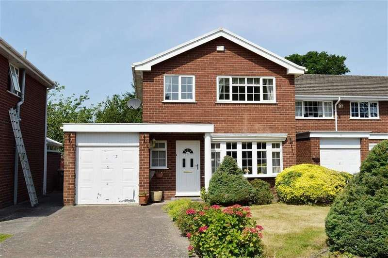 4 Bedrooms Detached House for sale in Summerfield, CH62
