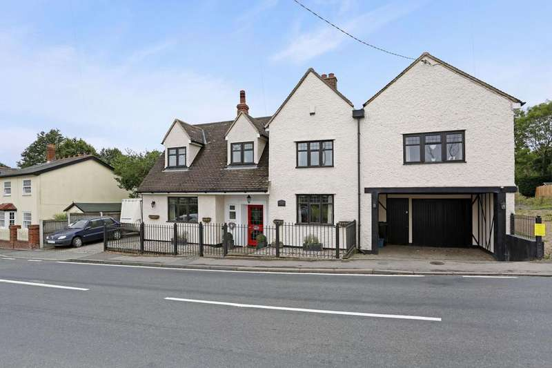 5 Bedrooms Detached House for sale in Chelmsford Road, Purleigh, Chelmsford, Essex. CM3
