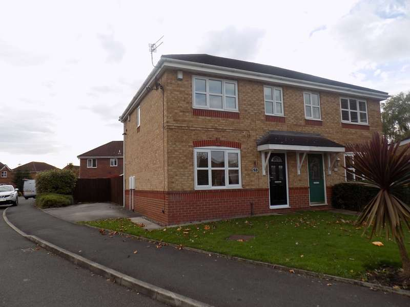 3 Bedrooms Semi Detached House for sale in Pasturegreen Way, Irlam, Manchester, M44