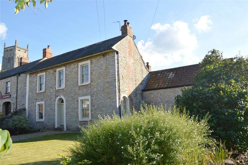 6 Bedrooms House for sale in Church Street, Mark, Highbridge, Somerset, TA9