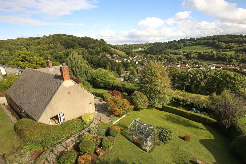 3 Bedrooms Detached Bungalow for sale in Quarhouse, Brimscombe, Stroud, Gloucestershire, GL5