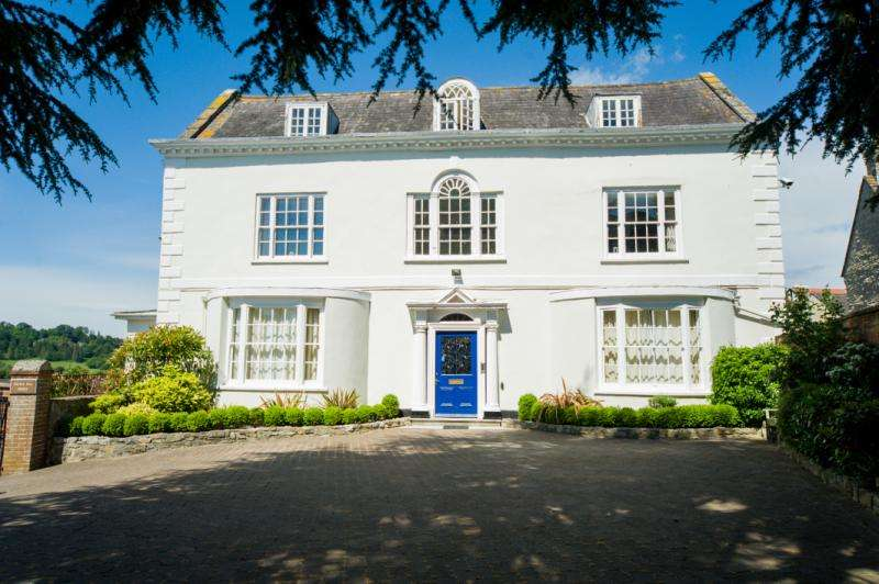 Plot Commercial for sale in Castle Hill House, North Street, Axminster, Devon, EX13
