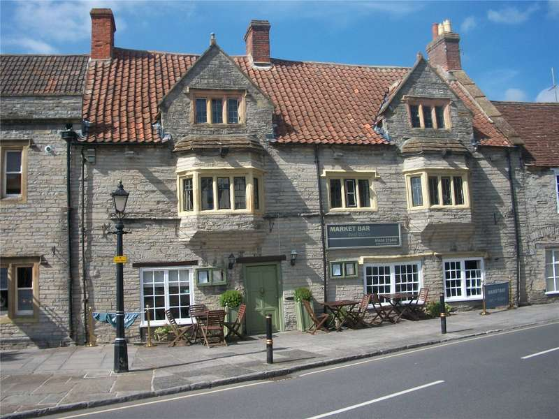 Hotel Commercial for sale in 28 Market Place, Somerton, Somerset, TA11