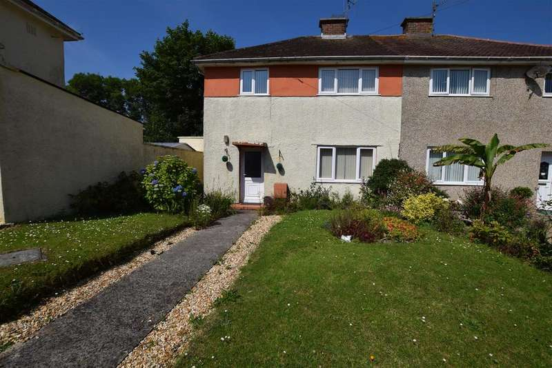 3 Bedrooms Semi Detached House for sale in The Close, Johnston, Haverfordwest