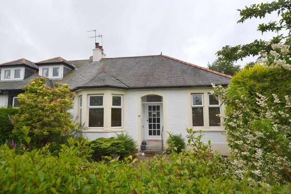 3 Bedrooms Semi Detached Bungalow for sale in 20 Kessington Drive, Bearsden, Glasgow, G61 2HG