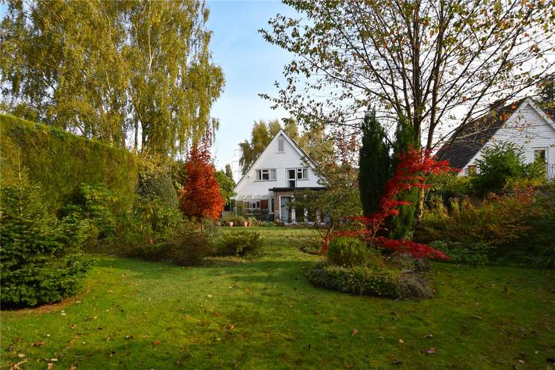 4 Bedrooms Link Detached House for sale in Wises Firs, Sulhamstead, Reading, Berkshire, RG7