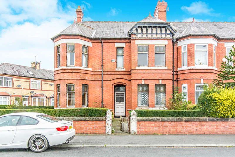 5 Bedrooms Terraced House for sale in Ayres Road, Manchester, M16