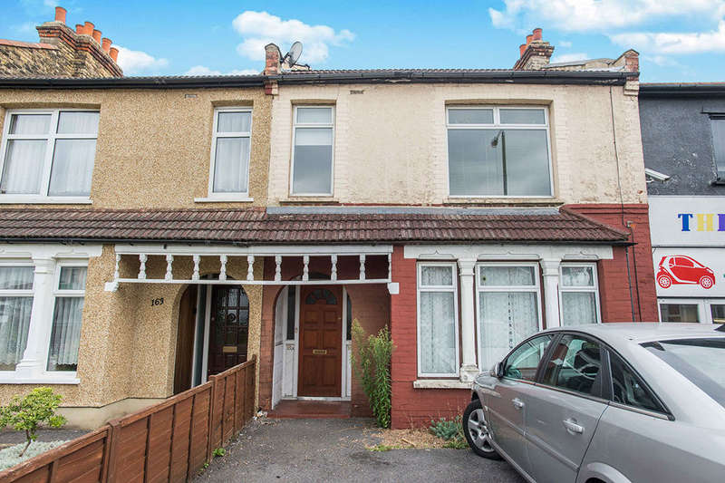 2 Bedrooms Flat for sale in Upper Wickham Lane, Welling, DA16