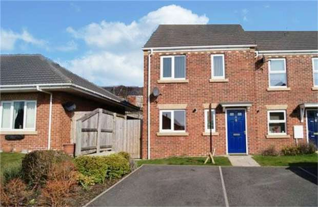 3 Bedrooms End Of Terrace House for sale in Esh Wood View, Ushaw Moor, Durham