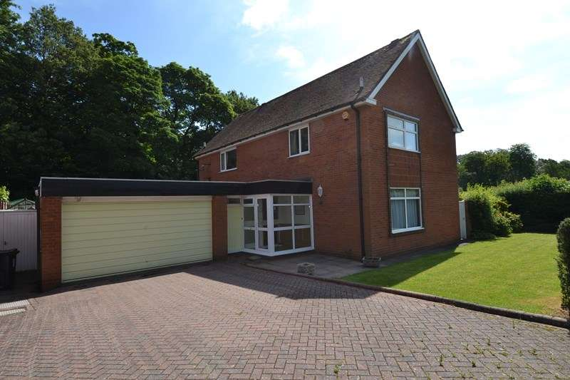 4 Bedrooms Detached House for sale in Eymore Close, Selly Oak, BOURNVILLE VILLAGE TRUST