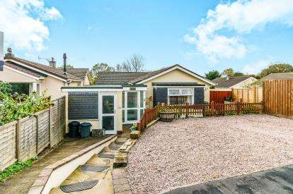 2 Bedrooms Bungalow for sale in Mary Tavy, Devon