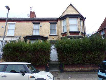 4 Bedrooms End Of Terrace House for sale in Borrowdale Road, Wavertree, Liverpool, Merseyside, L15