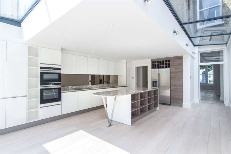 5 Bedrooms Terraced House for sale in Tournay Road, Fulham Broadway, Fulham, London, SW6