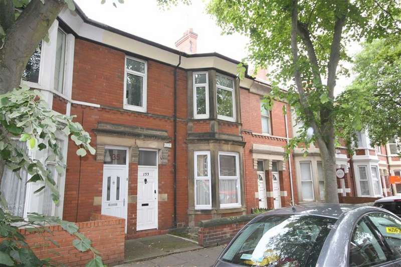 1 Bedroom Flat for sale in Queen Alexandra Road, North Shields, Tyne And Wear, NE29