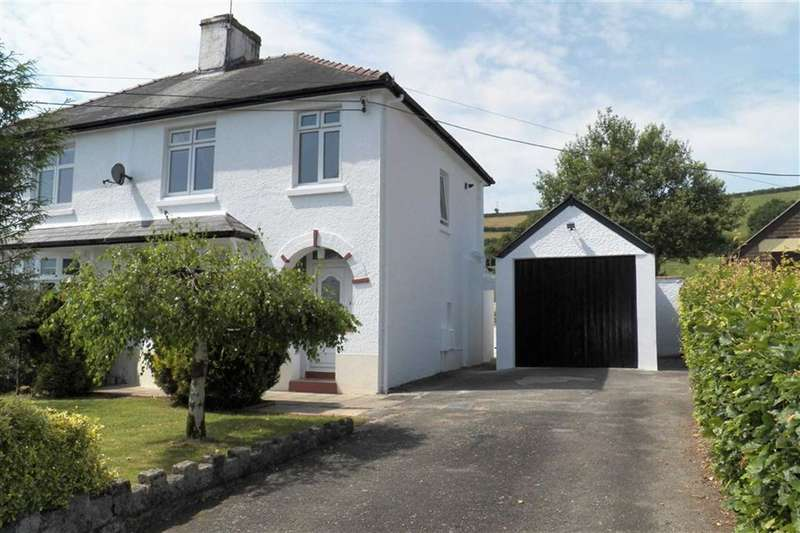 3 Bedrooms Semi Detached House for sale in Bronwydd Road, Carmarthen