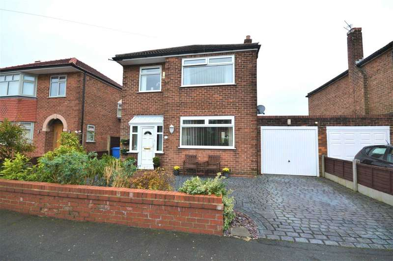 3 Bedrooms Link Detached House for sale in Denison Road, Hazel Grove