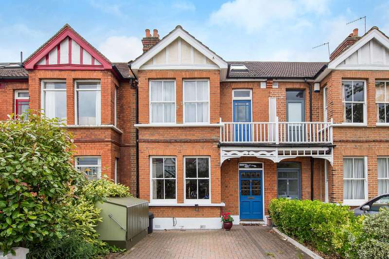 4 Bedrooms House for sale in Grantham Road, Chiswick, W4
