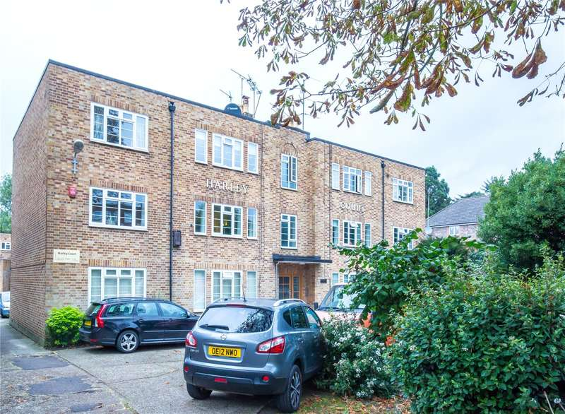 2 Bedrooms Apartment Flat for sale in Harley Court, Whetstone, London, N20