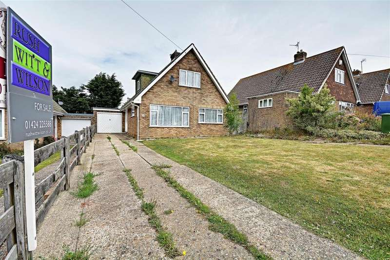 4 Bedrooms Detached House for sale in Martyns Way, Bexhill-On-Sea