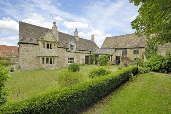 4 Bedrooms Unique Property for sale in Manor Farm House, Ketton, Stamford, Rutland, PE9