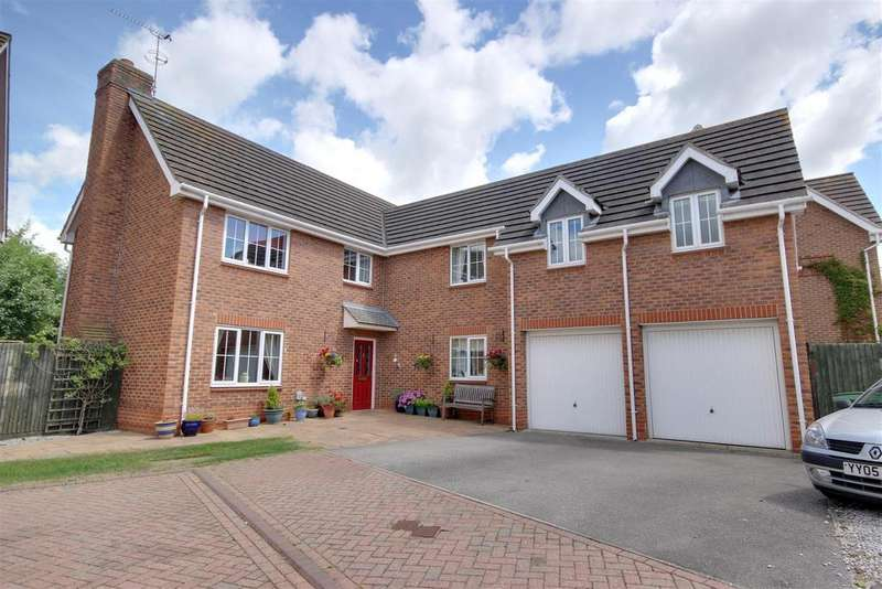 6 Bedrooms Detached House for sale in Allerthorpe Crescent, Brough
