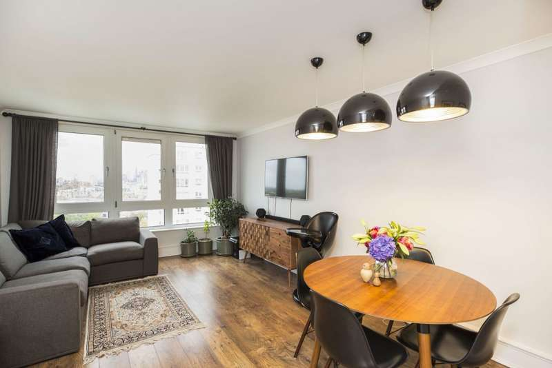 2 Bedrooms Flat for sale in Three Colt Street, Brewster House, London, E14 8HU