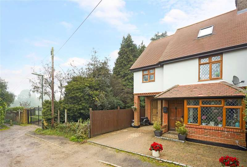 4 Bedrooms Semi Detached House for sale in Mint Lane, Lower Kingswood, Tadworth, Surrey, KT20