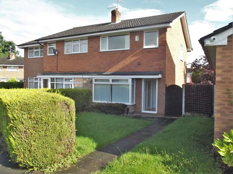 3 Bedrooms Semi Detached House for sale in Burdett Avenue, Spital CH63