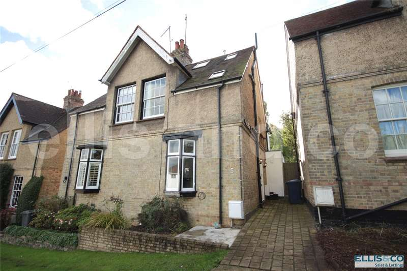 3 Bedrooms Semi Detached House for sale in Hillview Road Mill Hill London NW7