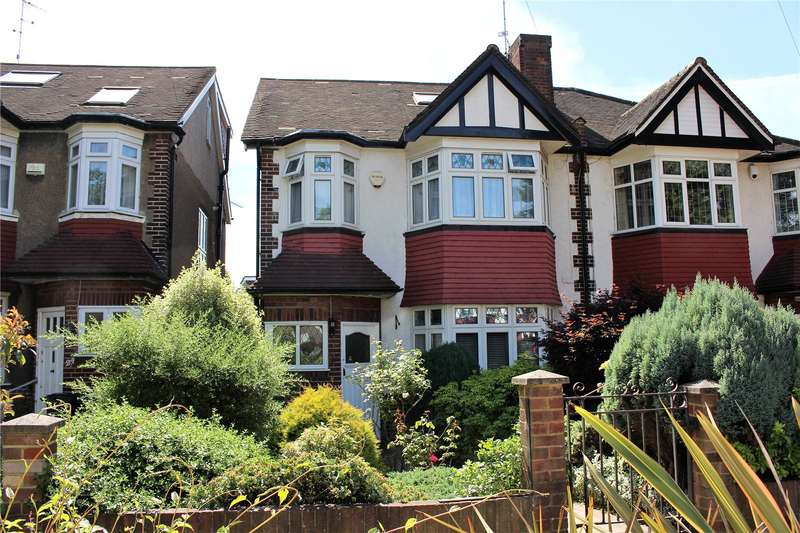 4 Bedrooms Semi Detached House for sale in Wilmer Way London N14