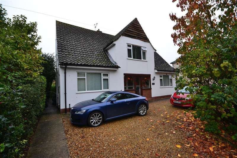 4 Bedrooms Detached House for sale in Sand Street, Soham