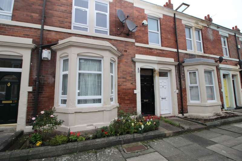 6 Bedrooms Flat for rent in Tavistock Road, Newcastle Upon Tyne, NE2