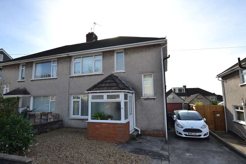 3 Bedrooms Semi Detached House for sale in Mayflower Avenue, Llanishen, Cardiff. CF14 5HQ
