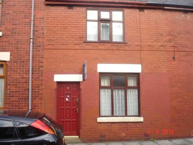 2 Bedrooms Terraced House for sale in Penguin St, Preston, Preston, PR1