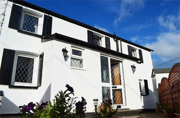 2 Bedrooms Detached House for sale in Chapel Road, Pontnewynydd, Pontypool, Torfaen