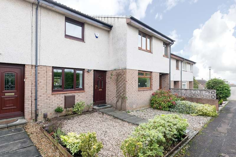 2 Bedrooms Terraced House for sale in Rannoch Grove, Clermiston, Edinburgh, EH4 7EH