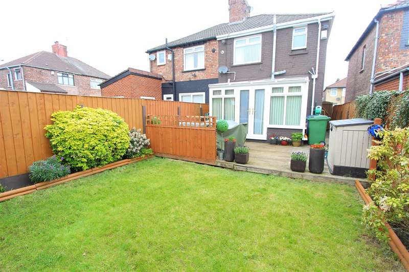 3 Bedrooms Semi Detached House for sale in Rockbank Road, Stonycroft, Liverpool