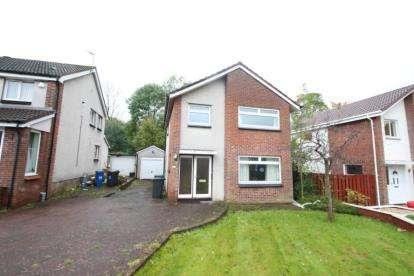 3 Bedrooms Detached House for sale in Earlsburn Road, Lenzie, Kirkintilloch, Glasgow