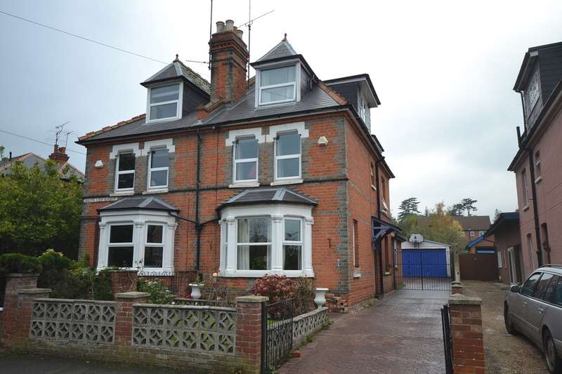5 Bedrooms Semi Detached House for sale in Caversham