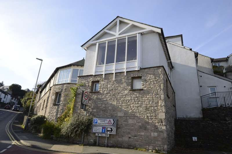 2 Bedrooms Town House for sale in High Fellside, Kendal