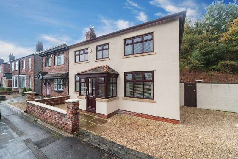 4 Bedrooms Semi Detached House for sale in Thelwall New Road, Grappenhall, Warrington