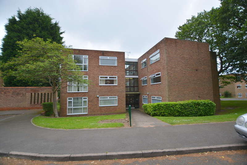 1 Bedroom Flat for sale in Spreadbury Close, Harborne