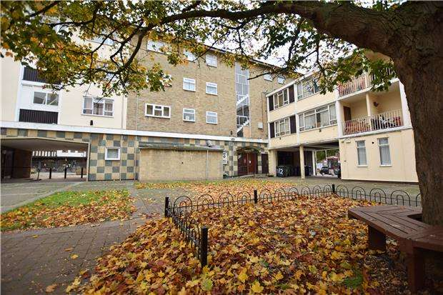 2 Bedrooms Flat for sale in Fountain Square, GLOUCESTER, GL1 2QY