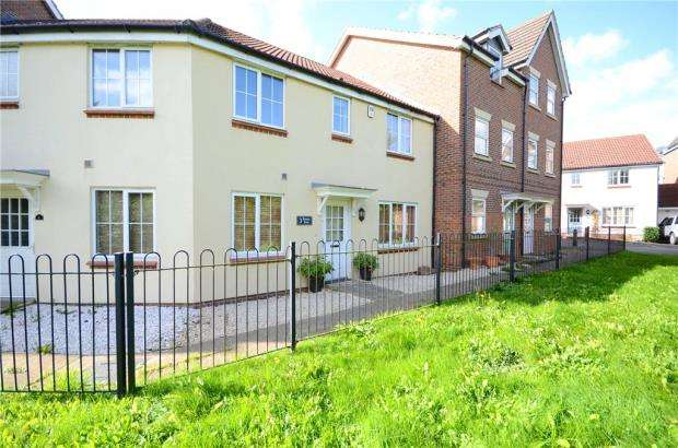 3 Bedrooms Terraced House for sale in Beatty Rise, Spencers Wood, Reading