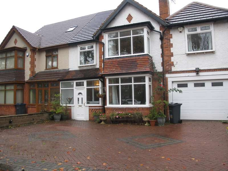 4 Bedrooms Semi Detached House for sale in Hazelwood Road, Birmingham
