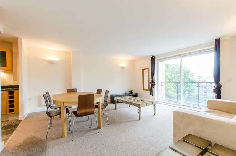 2 Bedrooms Flat for sale in Godfree Court, Borough, SE1
