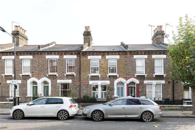 2 Bedrooms Terraced House for sale in Peach Road, London, W10