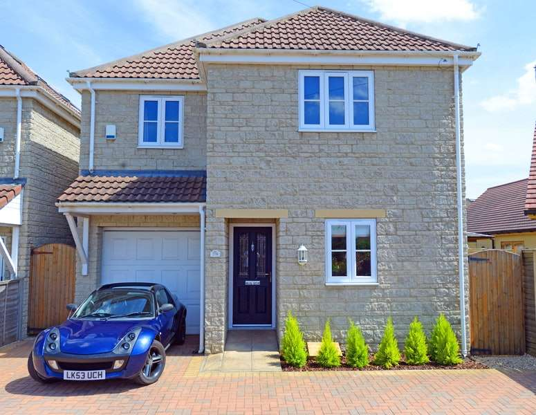 5 Bedrooms Detached House for sale in Park Lane, Frampton Cotterell, Bristol, BS36